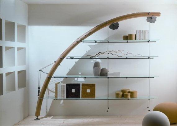 10 unique bookshelves - Unique Bookshelves