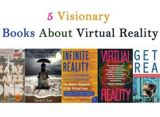 5 Visionary Books About Virtual Reality