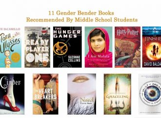 11 Transformative Books According To Middle School Students