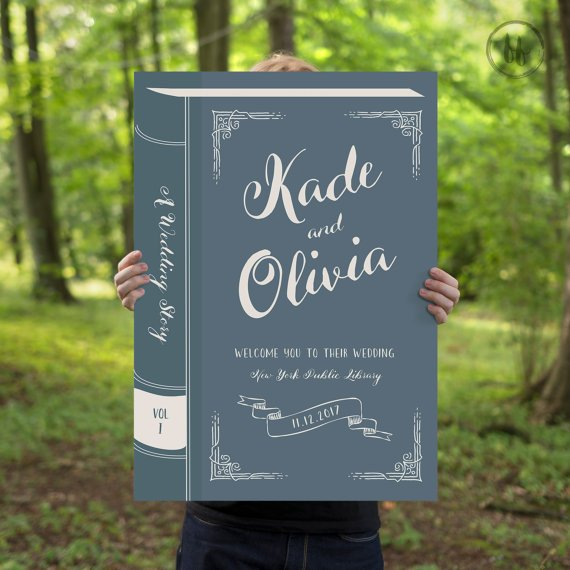 20 Ideas For A Literary-Inspired Wedding