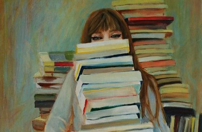 25 Library Patrons Depicted In Works Of Art