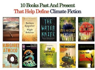 10 Books Past And Present That Help Define Climate Fiction