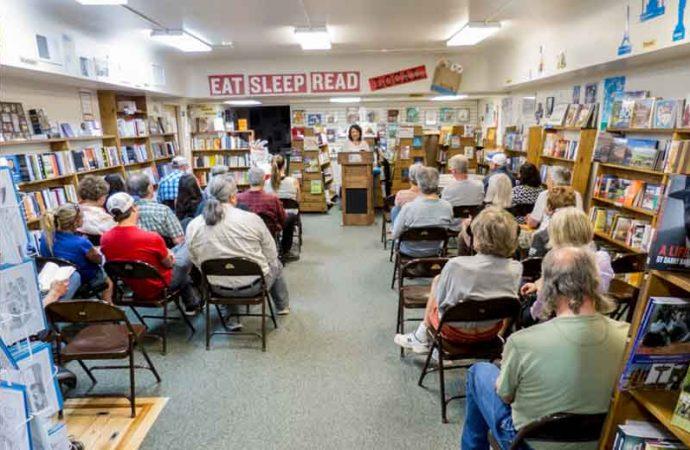 Copper Sky Montana Book Launch