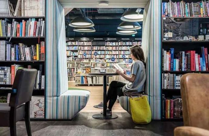 15 Beautiful Book Cafes Around The World