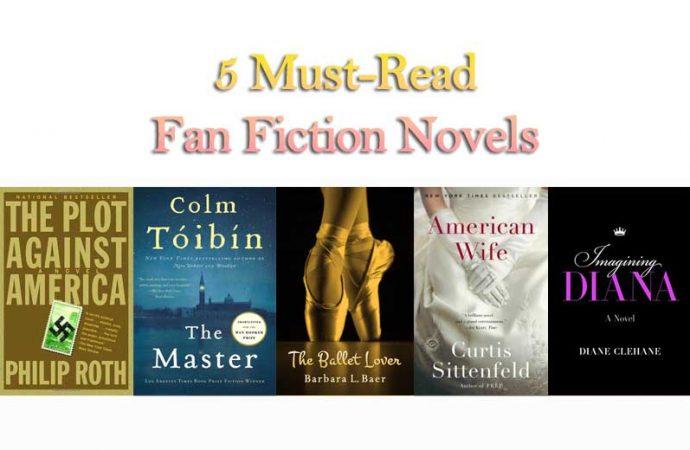 5 Must-Read Fan Fiction Novels