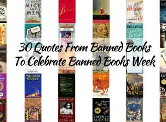 30 Quotes From Banned Books To Celebrate Banned Books Week