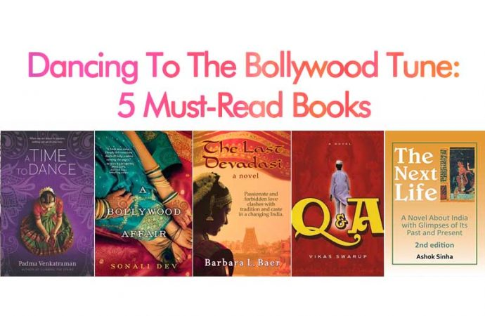 Dancing To The Bollywood Tune: 5 Must-Read Books
