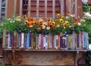 10 Bookish Planters And Flower Pots