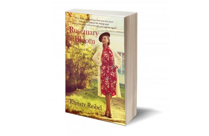 Review: Rosemary In Bloom: World War II Romance Inspired By A True Story
