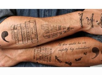 15 Literary Temporary Tattoos For Permanent Book Lovers