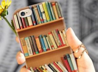 15 Literary Mobile And Cell Phone Cases For Book Lovers