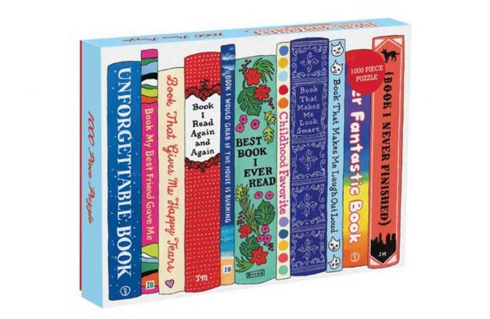 12 Bookish Puzzles