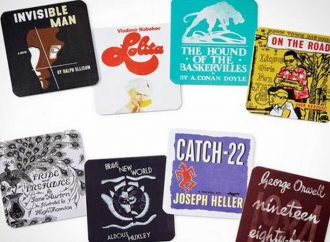 12 Bookish Drink Coasters For Readers