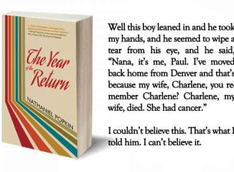 Read An Excerpt From The Year Of The Return