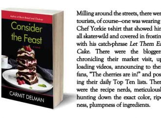 Read An Excerpt From Consider The Feast