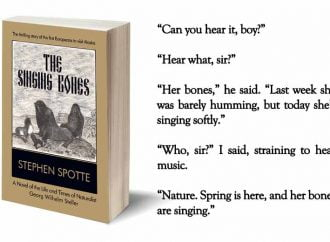 Read An Excerpt From The Singing Bones