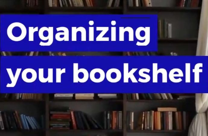 Organizing Your Bookshelf | Shelf-Control Problems
