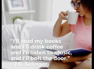 Books, Coffee, Music, And A Bolted Door  | Coffee Date With A Book