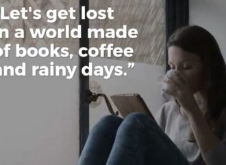 Books, Coffee, And Rainy Days | Coffee Date With A Book