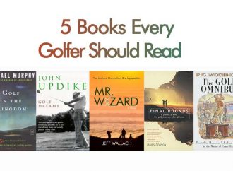 5 Books Every Golfer Should Read
