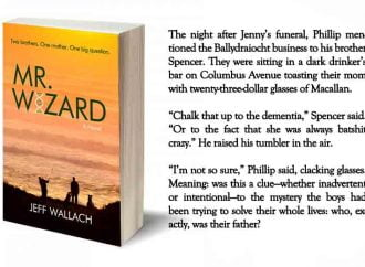 Read An Excerpt From Mr. Wizard