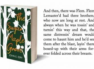 Read An Excerpt From The Sugar Maple Grove By John E. Espy