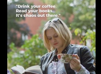 Drink Your Coffee, Read Your Books| Coffee Date With A Book