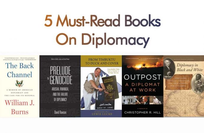 5 Must-Read Books On Diplomacy