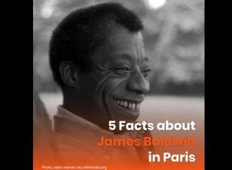 5 Facts About James Baldwin In Paris