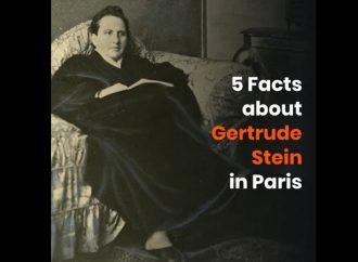 5 Facts About Gertrude Stein In Paris