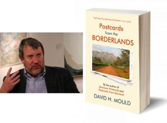 Interview With David H. Mould, Author Of Postcards From The Borderlands
