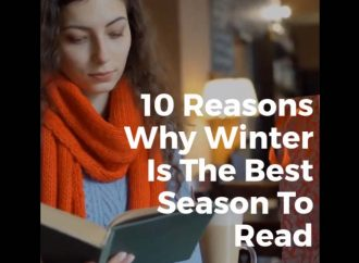 10 Reasons Why Winter Reading Is The Best Kind Of Reading