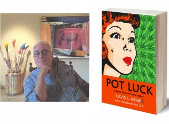 Interview With David L. Gersh, Author Of Pot Luck
