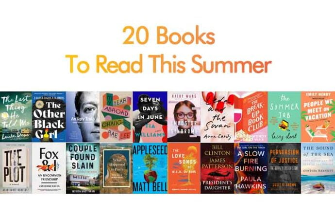 20 Books To Read This Summer