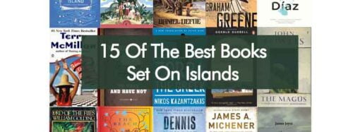 15 Of The Best Books Set On Islands