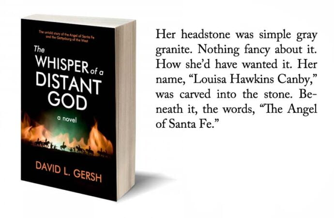 Read An Excerpt From The Whisper Of A Distant God By David L. Gersh