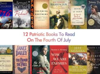 12 Patriotic Books To Read On The Fourth Of July
