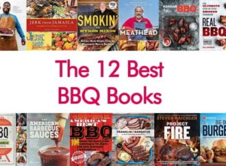 The 12 Best BBQ Books