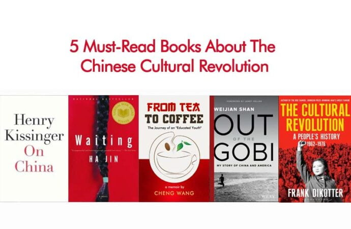 5 Must-Read Books About The Chinese Cultural Revolution