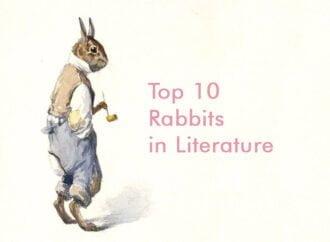 Top 10 Rabbits In Literature