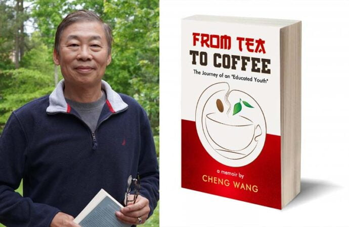 Interview With Cheng Wang, Author Of From Tea To Coffee