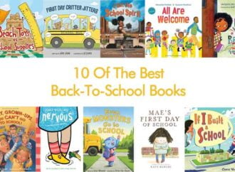 10 Of The Best Back-To-School Books