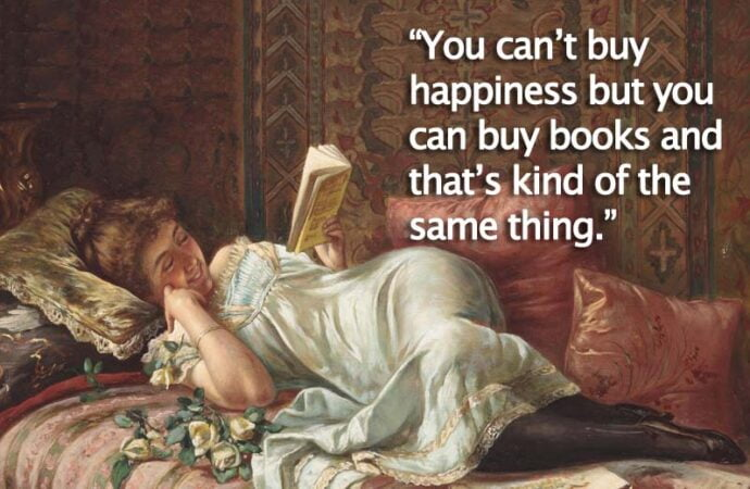 15 Of The Best Quotes About Books