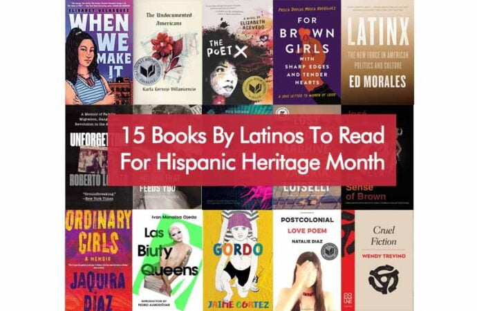 15 Books By Latinos To Read For Hispanic Heritage Month