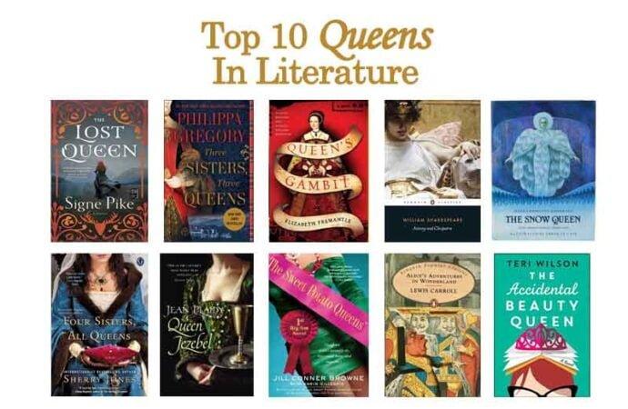 Top 10 Queens In Literature