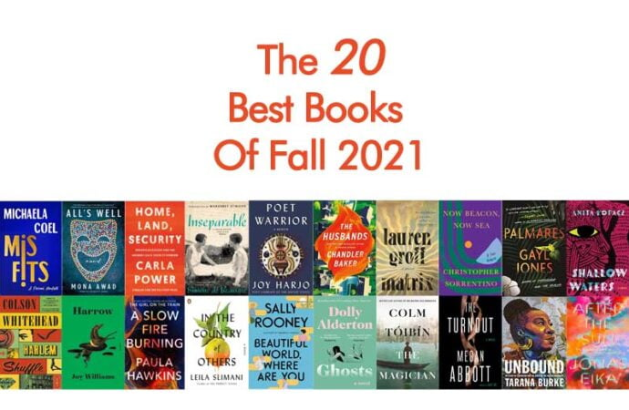 The 20 Best Books Of Fall 2021