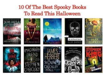 10 Of The Best Spooky Books To Read This Halloween